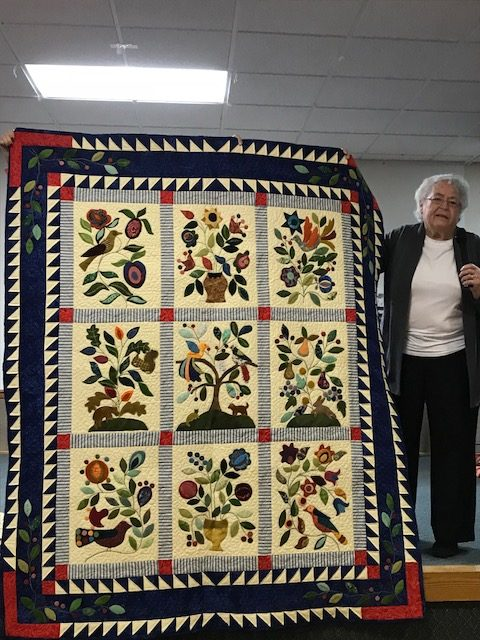 Img6224 Colonial Piecemakers Quilt Guild